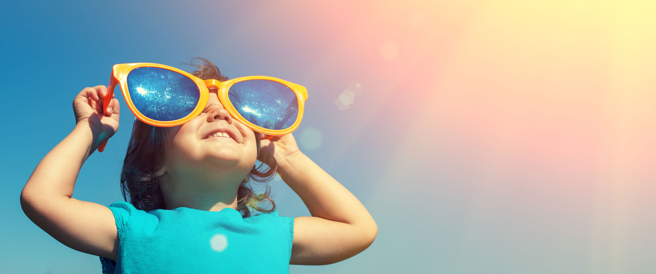 Sun safety in child acre